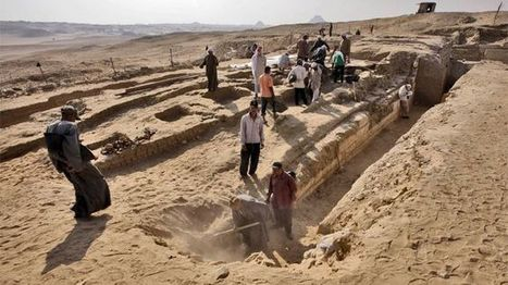 Ancient Egyptian secret tomb uncovered - Fox News | Ancient Egyptian World | Scoop.it