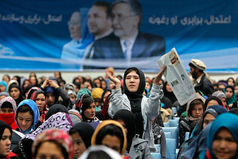 4 questions to ponder ahead of Afghanistan's presidential election [No mention of the Future of Afghan Women?] | Women and Terrorism. | Scoop.it