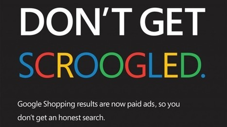 Bing Attacks Google With New 'Scroogled' Campaign | Business Updates | Scoop.it