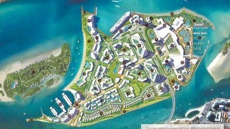 Will Gold Coast 'oasis' resort and cruise hub get green light? | Geography in the classroom | Scoop.it