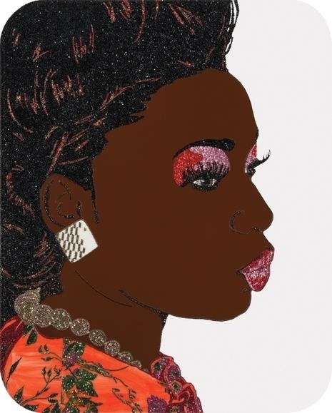 BOMB Magazine: Mickalene Thomas by Sean Landers   Contemporary African American Artists   Scoop.it