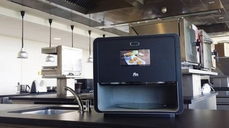 A 3D printer for foods and a dry cleaning system for ham and pork shoulder among Bta award winners | abiss® instruments - gas analysis and packaging integrity | Scoop.it