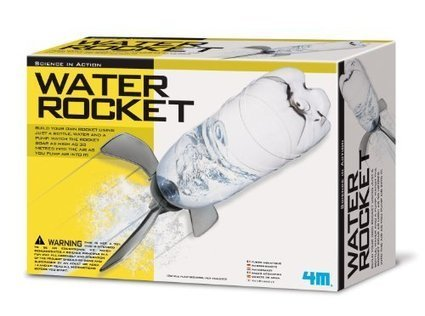 Water Rocket Kit-What Goes Up Must Come Down | Kids Clothing | Scoop.it