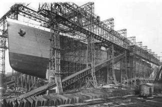"HMHS Britannic - The ""Forgotten Sister""   Aspect 3: Effect on Modern Day Vessels   Scoop.it"