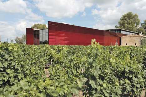Des nouvelles prouesses architecturales du Bordelais | Wine and the City - www.wineandthecity.fr | Scoop.it