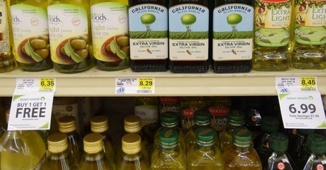Fake Olive Oil: What You Need To Know   Natural Wellness & Health   Scoop.it