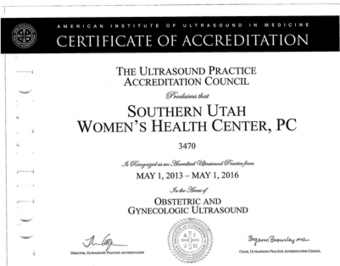 Utah Women Pregnancy Clinic | Southern Utah Women's Health Center, P.C | Scoop.it