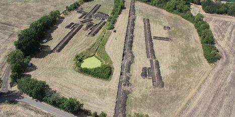 Découverte d'un méga-site gaulois de silos à grains en Auvergne | Histoire et archéologie des Celtes, Germains et peuples du Nord | Scoop.it