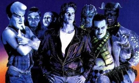 Clive Barker's Nightbreed Is Getting Turned Into A TV Series | Nightbreed TV Show News (In Development) | Scoop.it