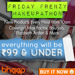 Blog - Friday Frenzy Makeupathon- A Beauty Offer Worth Celebrating! | Upcoming Deals | Scoop.it