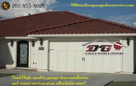 Garage Doors & Openers in Milwaukee   Home Improvement   Scoop.it