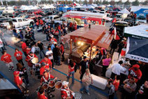Tailgating Causes Trouble at Reliant Park | Sports Facility Magagement. 4447180 | Scoop.it