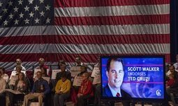 Donald Trump berates Scott Walker for not raising taxes in Wisconsin | United States Politics | Scoop.it