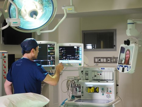 Eye Robot: Meet the new virtual onsite trainers for hospitals | Health Informatics | Scoop.it