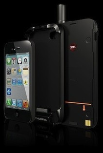 Turn your iPhone into a satellite phone with SatSleeve | Apple Mac info | Scoop.it