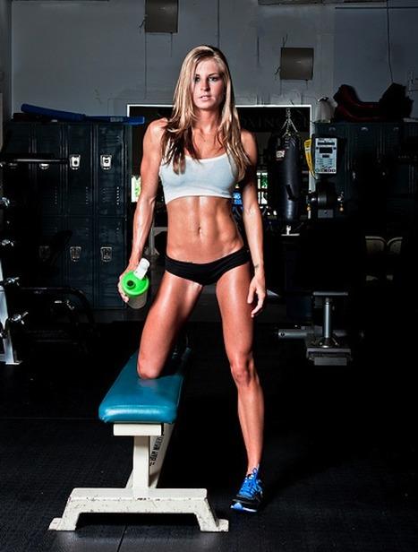 CrossFit. 100 Rutinas con el peso corporal | CrossFit Ejercicios | Scoop.it