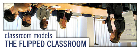 SCC: Classroom Models: Flipped Classroom | Internet 2013 | Scoop.it
