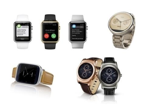 2015, l'année de la montre connectée - Le Progrès | Montres connectées | Scoop.it