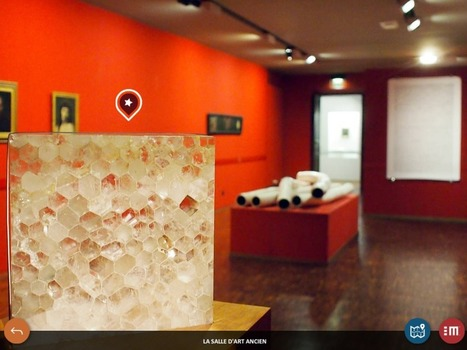 IL Y A 1 AN...Avec l'application Muséotopia, le public mène l'enquête au musée Gassendi (Dignes-les-Bains) | Clic France | Scoop.it