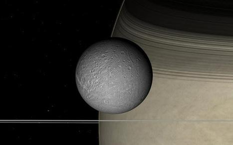 Un nouvel océan très probable dans notre système solaire : sur Dioné | C@fé des Sciences | Scoop.it