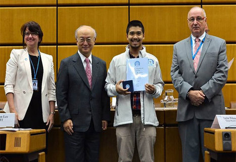 22-year-old Filipino physicist triumphs in Vienna nuclear olympiad | Nuclear Physics | Scoop.it