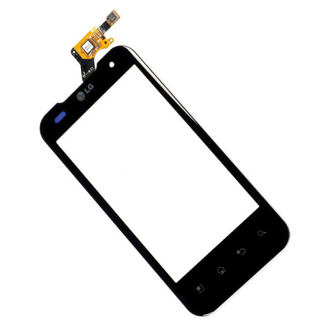 Genuine / Original LG Optimus 2X P990 / G2X P999 Black Touch Screen Glass Digitizer Replacement + Open Tool | LG LCD&Digitizer | Scoop.it