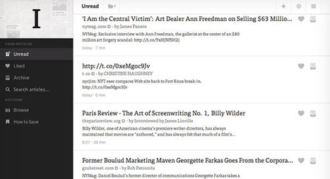 Instapaper gets new app-like web interface, fresh mobile apps to follow | Mobile Technology | Scoop.it