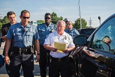 The Rodney King–Era Law That Gives Obama the Power to Reform the Ferguson Police Department | Policing Around the Globe | Scoop.it