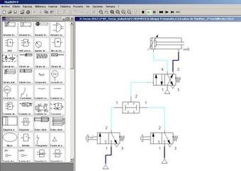 FluidSim Pneumatics® 3 | tecno4 | Scoop.it