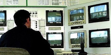 SOURIEZ, VOUS ETES FILMES ! Les communes adoptent la vidéo protection | Video security | Scoop.it