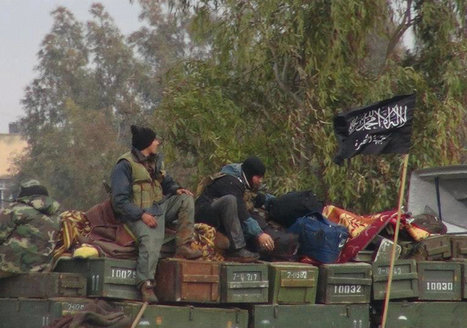 Islamist Rebels' Gains in Syria Create Dilemma for U.S. | The Politics of Politics | Scoop.it
