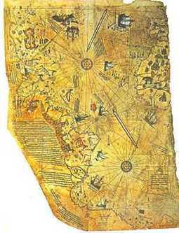 The Piri Reis Map | UnSpy - For Liberty! | Scoop.it