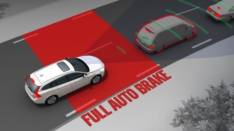NHTSA adding automatic braking to recommended safety tech list | Atlanta Trial Attorney  Road SafetyNews; | Scoop.it