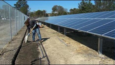 Solar array at Lowcountry school being dedicated | Interesting Law News | Scoop.it