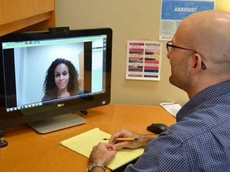 UF finding great success with online anxiety counseling | Mobile Tech and Psychology | Scoop.it