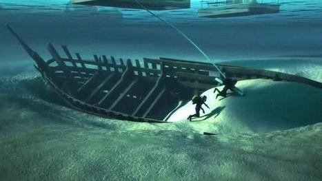 Medieval boat raised from riverbed in the Netherlands | Arqueología submarina y subacuática, Navegación histórica,  Ciencias y Técnicas Auxiliares y afines. Investigando en Arqueología  Submarina. | Scoop.it