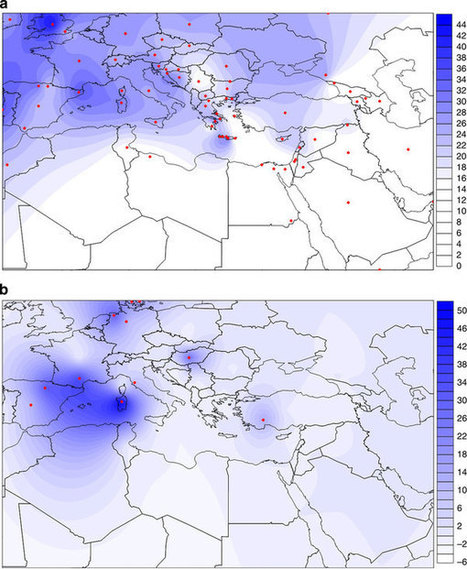 A European population in Minoan Bronze Age Crete | Archaeology Articles and Books | Scoop.it