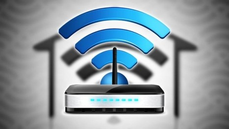 8 Trucos para que el WiFi te Llegue Mejor al iPad o iPhone   Aprendiendo a Distancia   Scoop.it