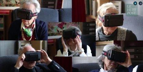 Les plus de 70 ans enfilent des vêtements connectés pour faire avancer la science | SeriousGame.be | Scoop.it