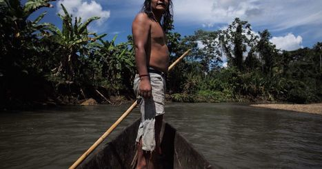 Small Tribe With a Big Voice Vows to Stop Chinese Oil Drilling in the Amazon | Galapagos | Scoop.it