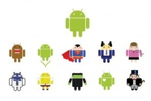 A little backstory on the Android logo - Phandroid.com | HotRodLogos.com | Scoop.it