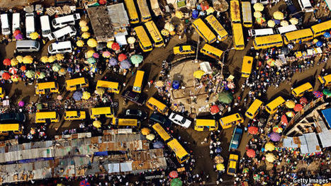 Why African cities don't make their residents richer | Economic growth, standard of living and poverty | Scoop.it