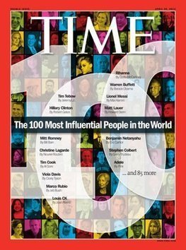 ROGÉRIO ROCHA: O Blog: Time's 100 'Most Influential People in the World' list | Cultura de massa no Século XXI (Mass Culture in the XXI Century) | Scoop.it