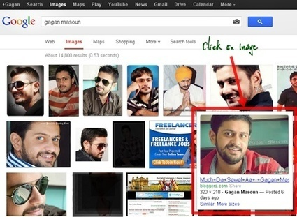 How To Remove An Image From Google Image Search - Blogs Daddy | Blogger Tricks, Blog Templates, Widgets | Scoop.it