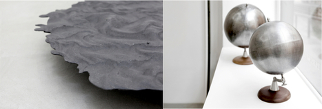 Plasticité du dessin mental – Sur l'exposition collective «Tracé(s)» – volet 2   Contemporanéité   caravan - rencontre (au delà) des cultures -  les traversées   Scoop.it