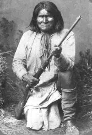 Geronimo, le dernier renégat | GenealoNet | Scoop.it