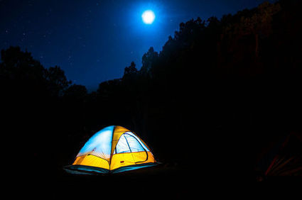 8 Camping Hacks That Will Make Your Trip a Breeze (PHOTOS) - The Stir | Hiking Hacks | Scoop.it