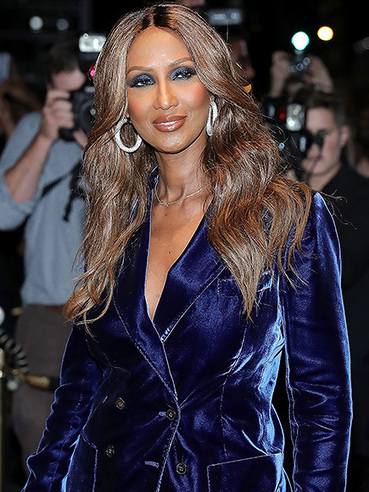 Iman Talks About David Bowie's Death for the First Time as She Steps Out for Fashion Week with 'David' Necklace | B-B-B-Bowie | Scoop.it
