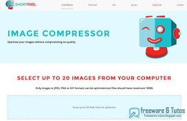 Image Compressor : un outil en ligne pour optimiser ses images | Information doc KM | Scoop.it
