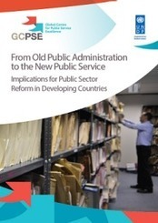 From Old Public Administration to the New Public Service | International aid trends from a Belgian perspective | Scoop.it